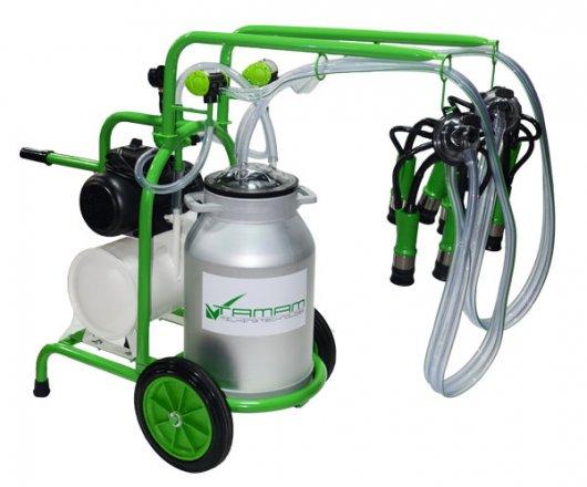 Büyükbaş Süt Sağım Makinesi